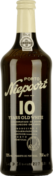 White 10 Years Old Port - Niepoort