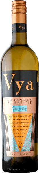 Vya Vermouth whisper dry - Quady Winery