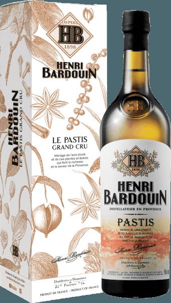 Henri Bardouin Pastis in GP - Distilleries et Domaines de Provence