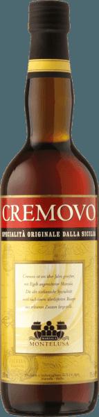 Cremovo Vino Aromatizzato Marsala DOC - BCA 1875