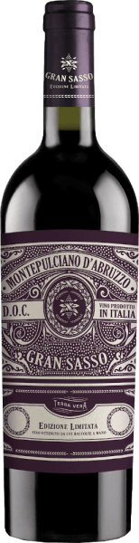 Gran Sasso Montepulciano DOC 2019 - Farnese Vini