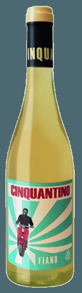 Cinquantino Bianco Fiano Puglia IGP 2020 - Sampietrana