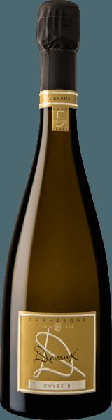 La Cuvée D Brut - Champagne Devaux