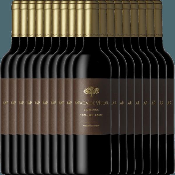 Confezione-vantaggio da 18 bottiglie - Tapada de Villar Tinto 2019 - Quinta das Arcas