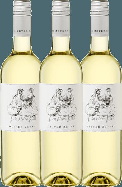 Confezione-vantaggio da 3 bottiglie - Der kleine Bär Weiss 2020 - Oliver Zeter