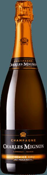 Brut Premium Réserve Premier Cru - Champagne Charles Mignon