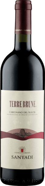 Terre Brune Superiore DOC 2015 - Cantina di Santadi