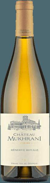 Réserve Royale White 2015 - Château Mukhrani