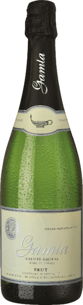 Gamla White Brut - Golan Heights Winery