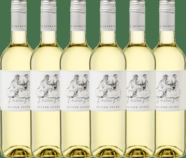 Confezione-vantaggio da 6 bottiglie - Der kleine Bär Weiss 2020 - Oliver Zeter