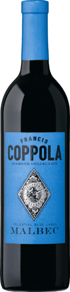 Diamond Collection Celestial Blue Malbec 2019 - Francis Ford Coppola Winery