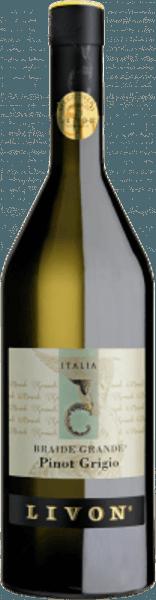 Braide Grande Pinot Grigio Collio DOC 2019 - Livon