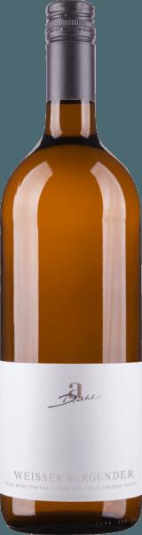 Weißer Burgunder trocken 1,0 l 2020 - A. Diehl
