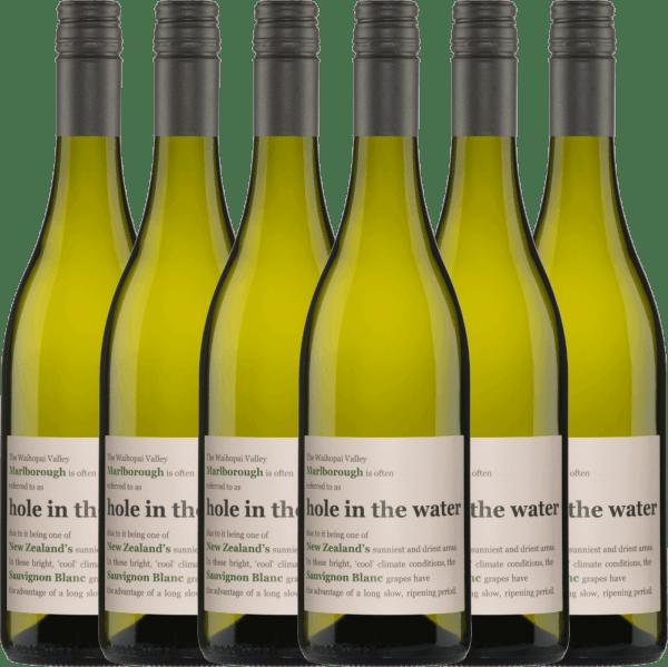 Confezione-vantaggio da 6 bottiglie - Hole in the Water Sauvignon Blanc 2020 - Konrad Wines