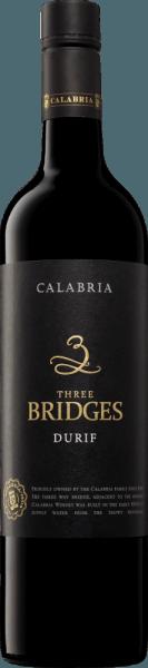 Three Bridges Durif - Calabria Family Wines
