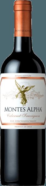 Montes Alpha Cabernet Sauvignon 3,0 l Doppelmagnum 2017 - Montes