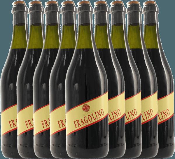 Confezione-vantaggio da 9 bottiglie - Fragolino Rosso - Terre del Sole