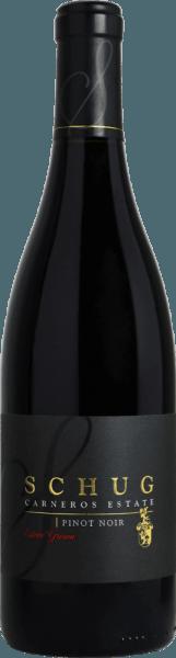 Pinot Noir Estate Grown 2018 - Schug Winery