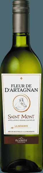 Fleur de d'Artagnan La Réserve Blanc 2017 - Plaimont
