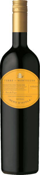 Nero d'Avola Terre Siciliane IGP 2019 - Terre di Montelusa