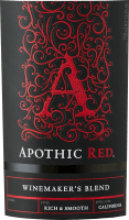 Vorschau: Apothic Red 2019 - Apothic Wines