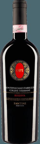Opi Montepulciano d'Abruzzo Riserva DOCG 2012 - Farnese Vini