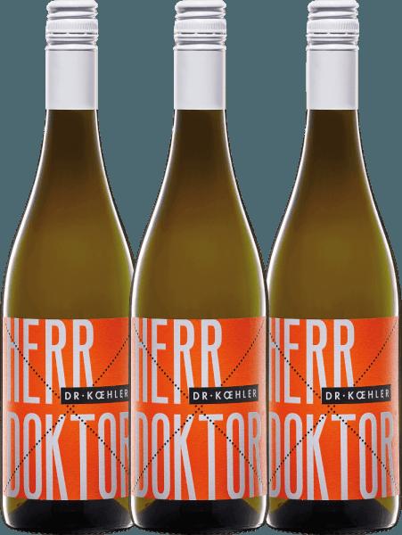 3er Vorteils-Weinpaket - Herr Doktor 2020 - Dr. Koehler